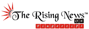 The Rising News Logo